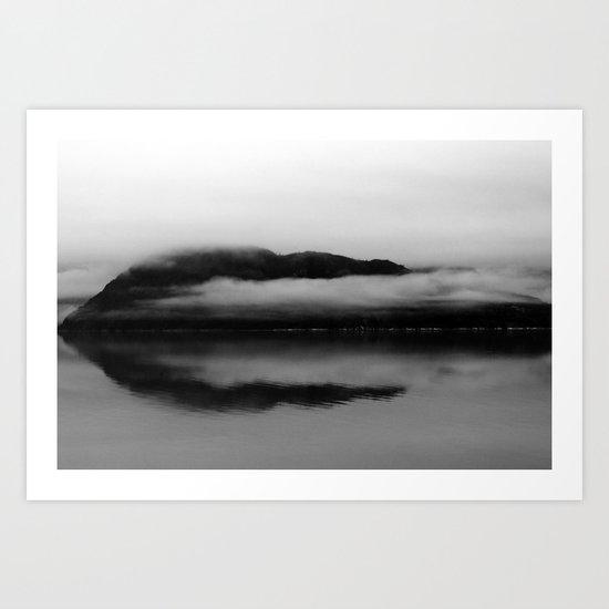 Enchanted Isle  Art Print