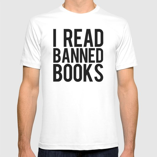 Banned Books REvised T-shirt
