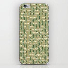 Tribal Maze iPhone Skin