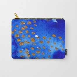 gold snow I Carry-All Pouch