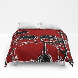 RED SET Comforters