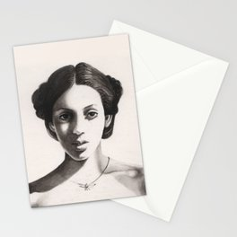 woman Donagico Stationery Cards