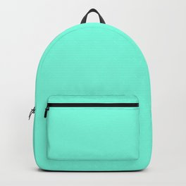 Green Mint Backpack