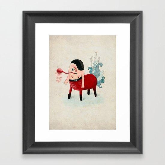Cenatur Framed Art Print