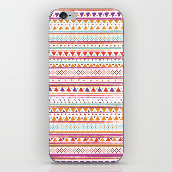 NATIVE BANDANA iPhone & iPod Skin