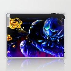Metroid Metal: Sector 1 Laptop & iPad Skin