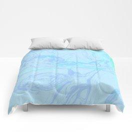 Marble Fuzz Comforters