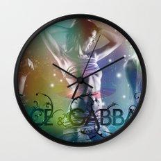 Dolce and Gabana Wall Clock