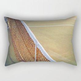 The Game #3 Rectangular Pillow