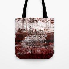 Marsala Red Tote Bag