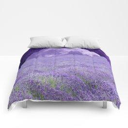 LAVENDER MOON Comforters