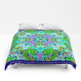 """Spring"" series #10 Comforters"