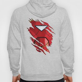 IronMan Ripped Hoody