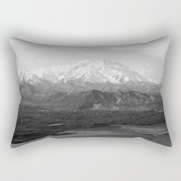 Mt McKinley Rectangular Pillow