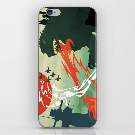 Tokyo or Bust iPhone & iPod Skin