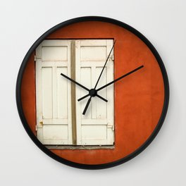 Window Copenague Wall Clock