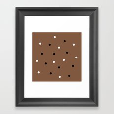Rocky Road Framed Art Print