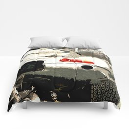 Jaguar E-TYpe Comforters