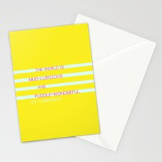 Puddle Wonderful Stationery Cards
