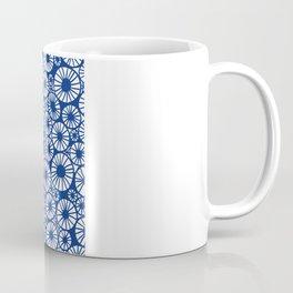 millefiori. indigo Coffee Mug
