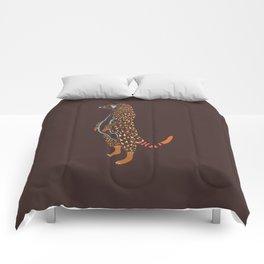 Abstract Meerkat Comforters