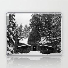 Snow Building in Snow Laptop & iPad Skin