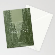 Inside of You Stationery Cards