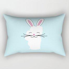 Tahoe Bunny Rectangular Pillow