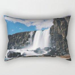Thingvellir, Iceland Rectangular Pillow