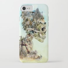 Nature Skull Slim Case iPhone 7