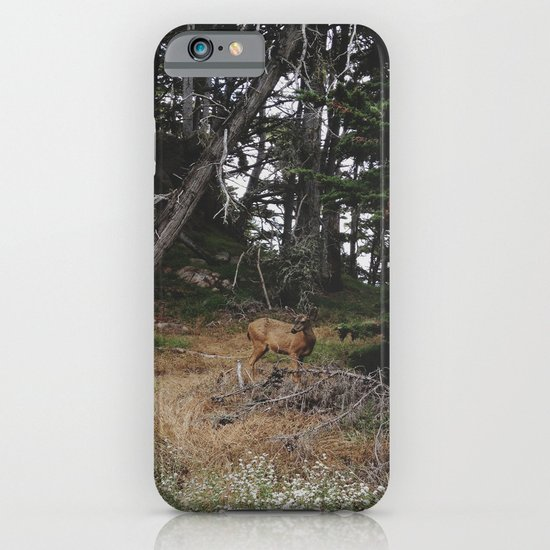 Lobos Deer iPhone & iPod Case