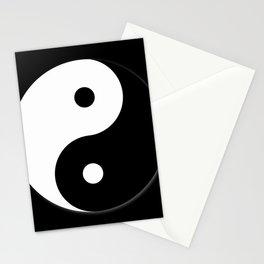 Yin Yang Stationery Cards
