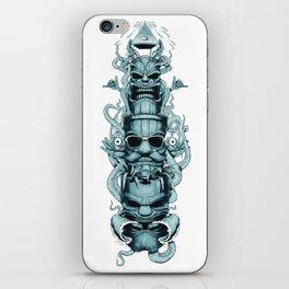 Surf Totem iPhone Skin