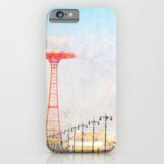 Brooklyn's Eiffel Tower iPhone 6s Slim Case