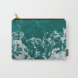 Emerald Waters Carry-All Pouch