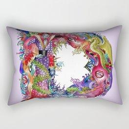 D Rectangular Pillow