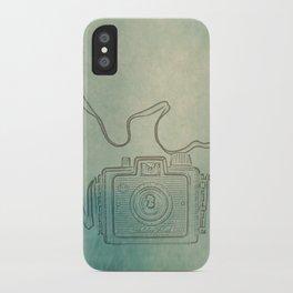 Camera Study no. 1 iPhone Case