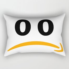 Where is my package? Rectangular Pillow