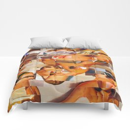 The Young and the Restless (Provenance Series) Comforters