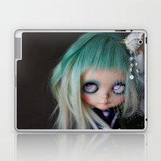 LITTLE MARINERITA SIREN (Ooak BLYTHE Doll) Laptop & iPad Skin