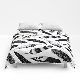Frozen Feather Comforters