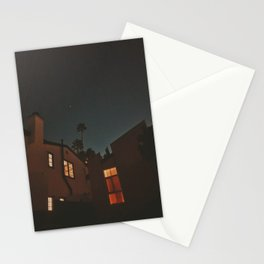 Silver Lake, Los Angeles, CA Stationery Cards