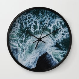 Sea 9 Wall Clock