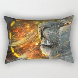 Searing Song Rectangular Pillow