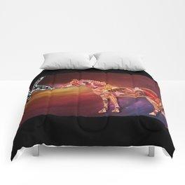 Horse Meat Comforters