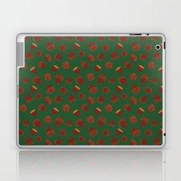 Acorns on Green Laptop & iPad Skin