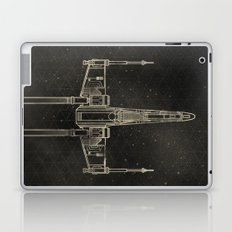 X-Wing Fighter Laptop & iPad Skin