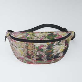 Buddhist Offerings Fanny Pack