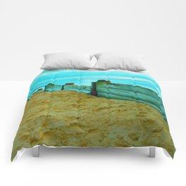 North Sea views Comforters