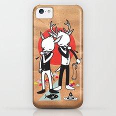 TASTE OF OUR THUMBS - THUMBS UP! BITTERSWEET iPhone 5c Slim Case